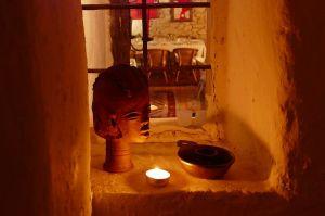 5 Platsch Sculptura di Guinea