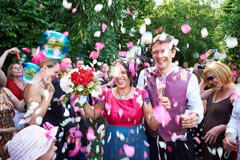 Michi und Pauls Hochzeit