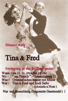 Tina und Fred flyer 21.11.14